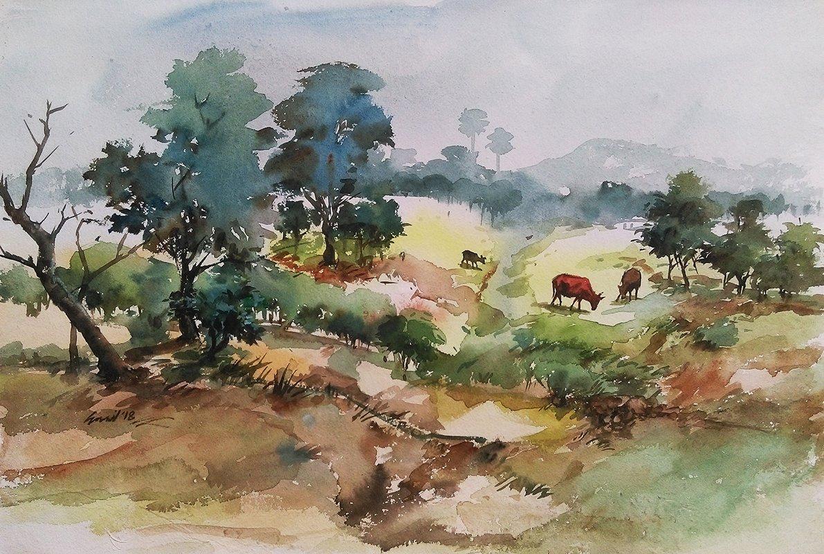 In The Village 5