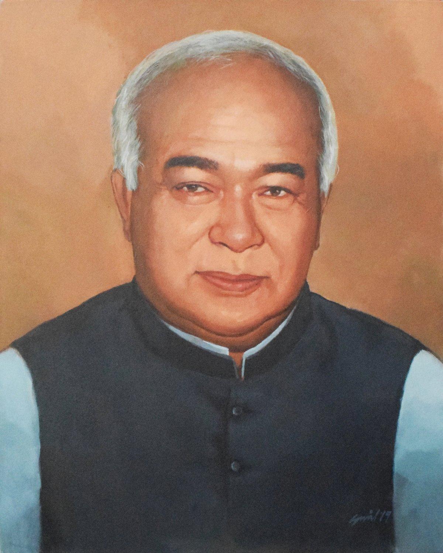 Eng. Mosharraf Hossain. Former minister of Bangladesh.