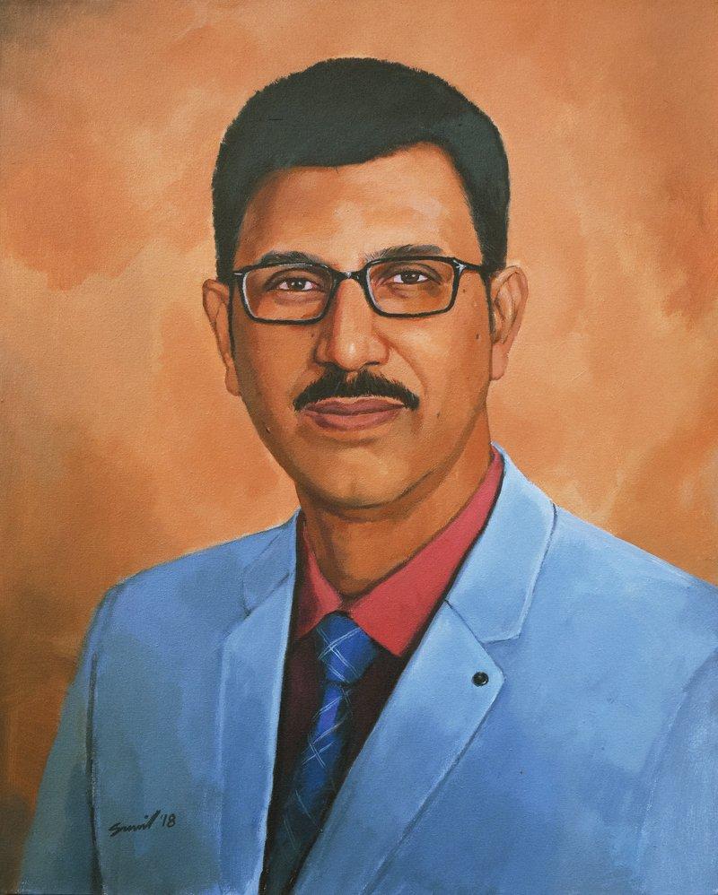 Portrait for a client-2