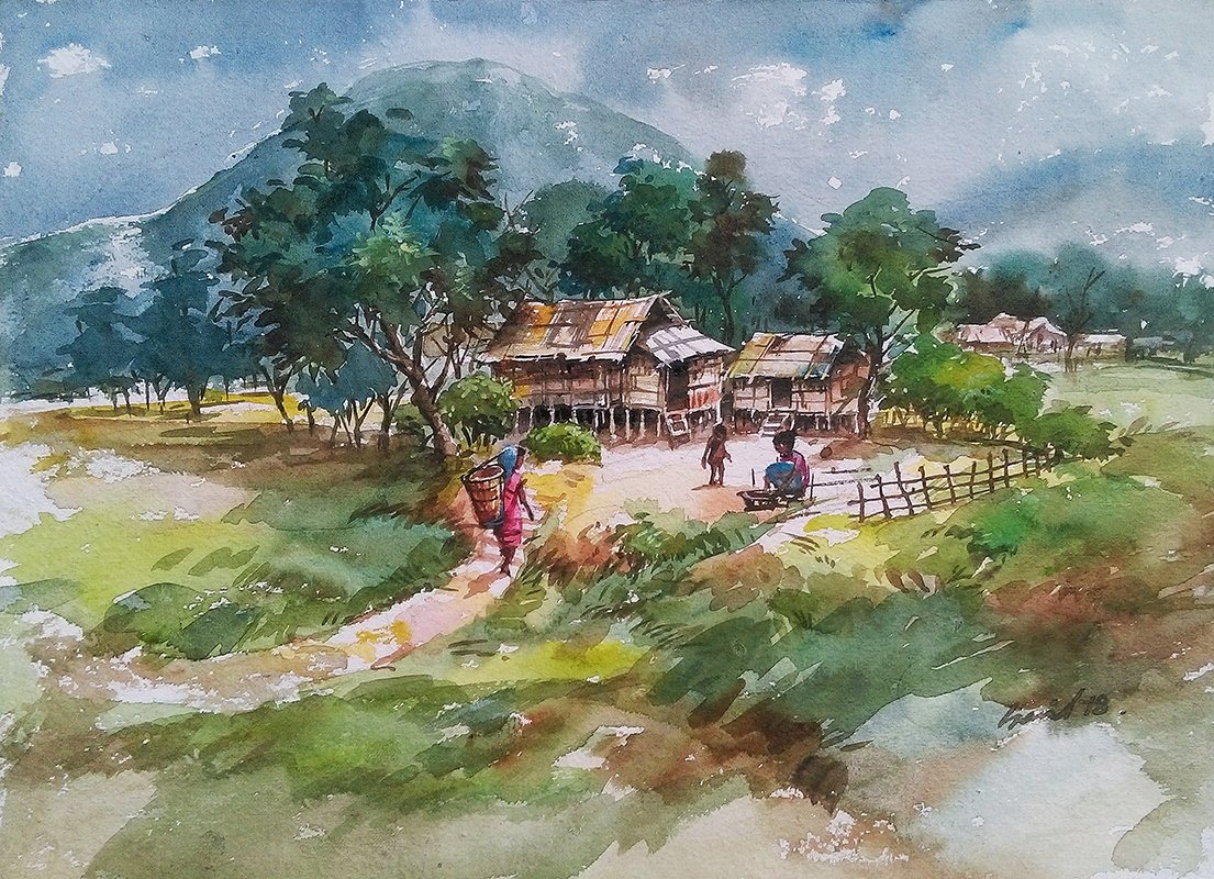 In The Village 3