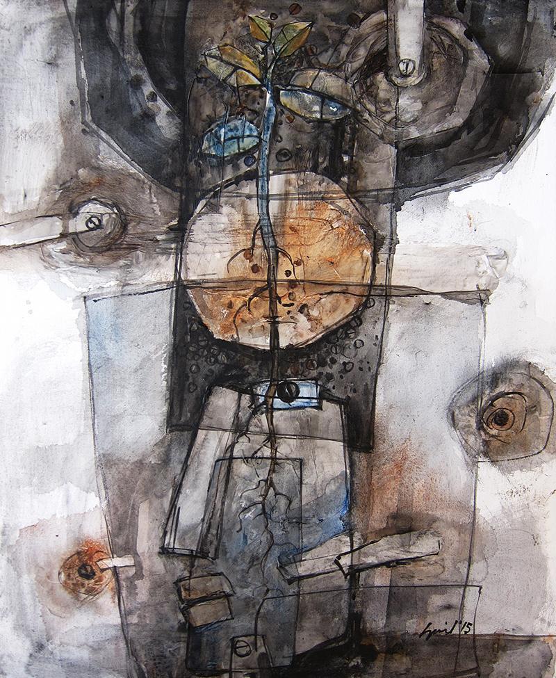 Abstract Imagination 10