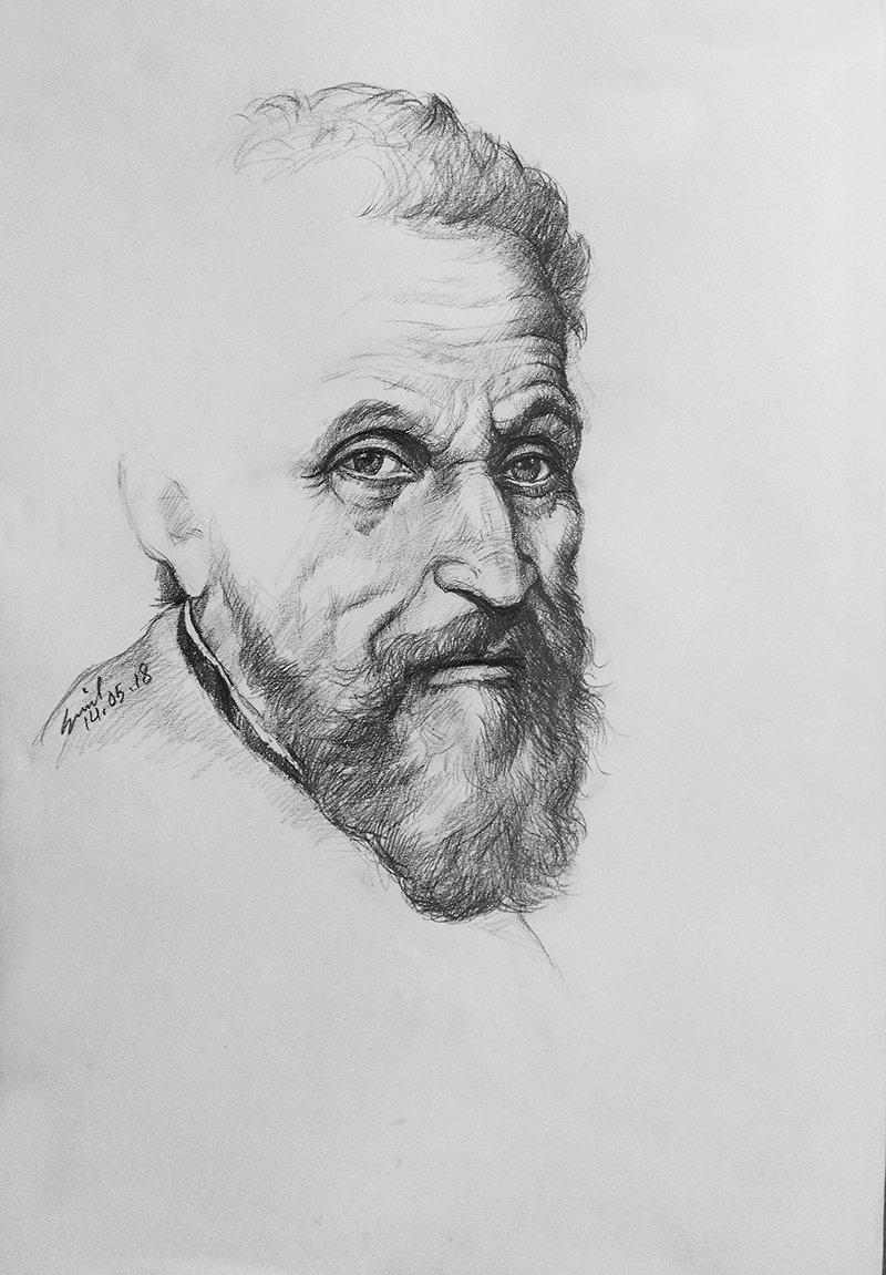 Great Michelangelo 1