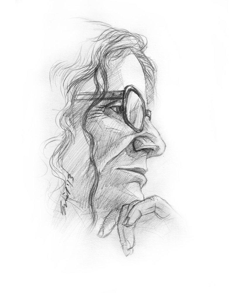 Artist S M Sultan.