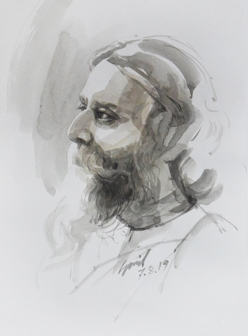 World Famous Poet Rabindranath Tagore-7