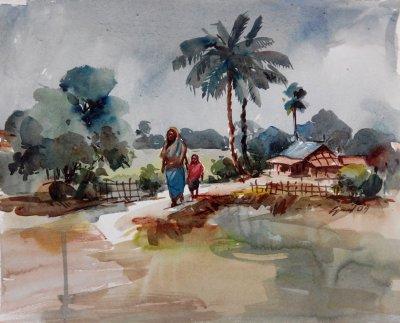 way-to-village